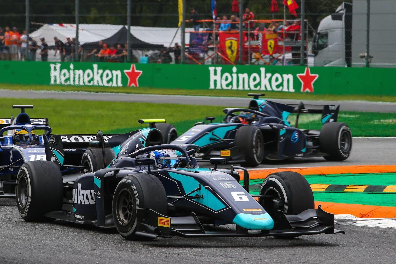 PREVIEW : Visite Ecurie DAMS Formule 2 - 2 mars 2019