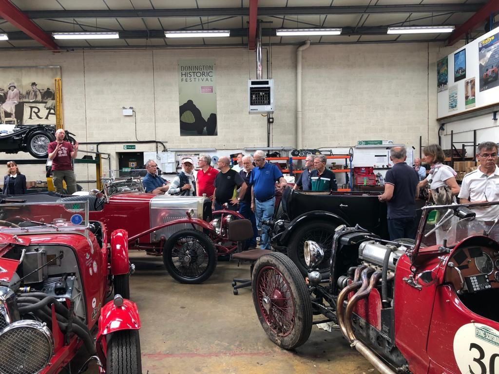 2019 : Rallye d'Angleterre