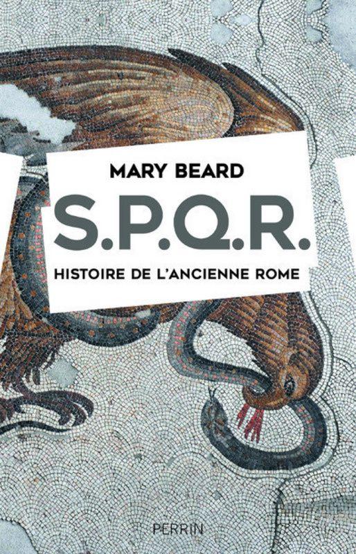 Au nom du sénat et du peuple romain
