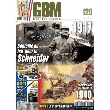 Schneider et mitrailleuses