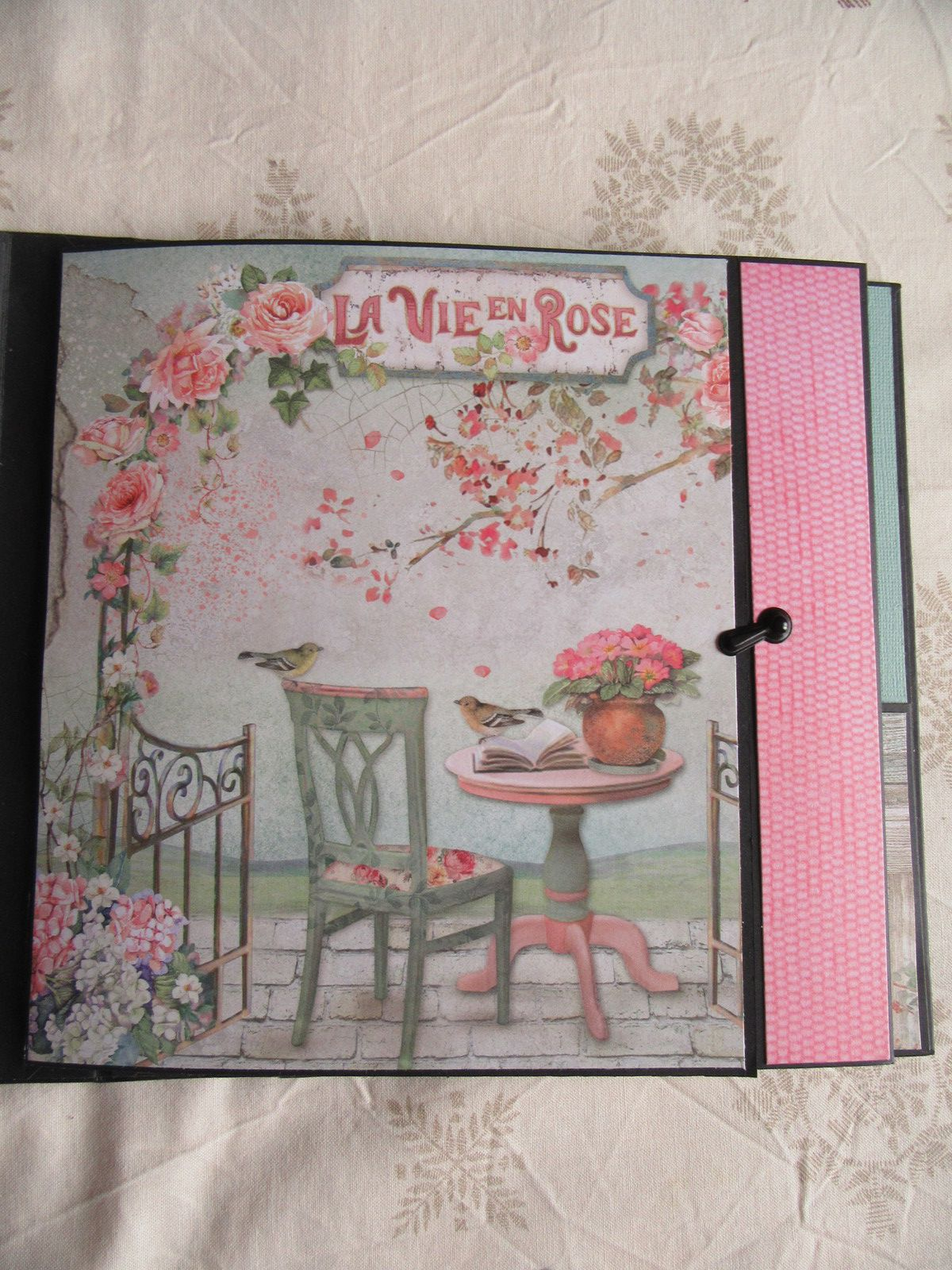 "Album ""La vie en rose"""