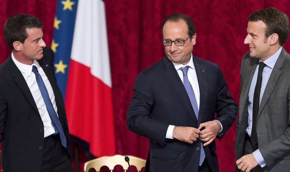 Macron : Hollande avait tout pensé !