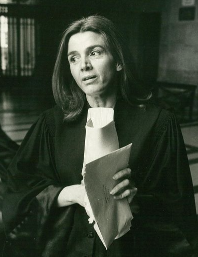 Simone Veil? Non, Gisèle Halimi!