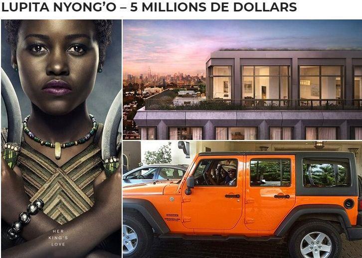 Noirs et riches