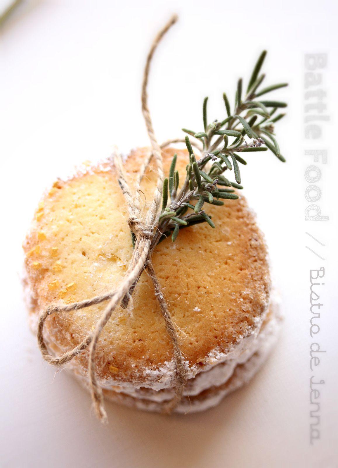 Cookies au citron  { Pour bien commencer le printemps }