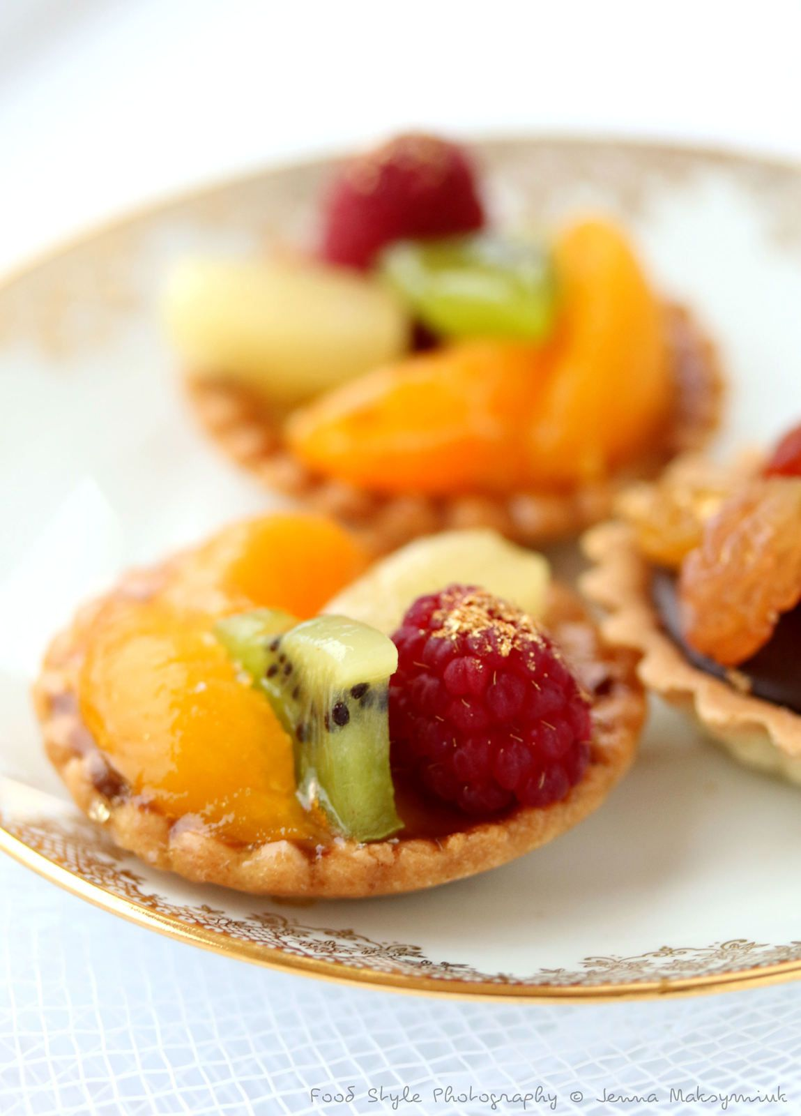 Mini tartelette aux fruits
