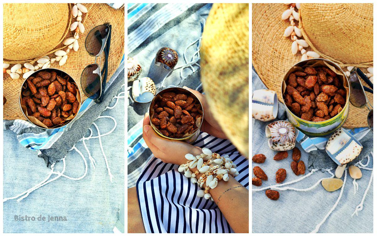 Chouchou amandes au sucre de coco