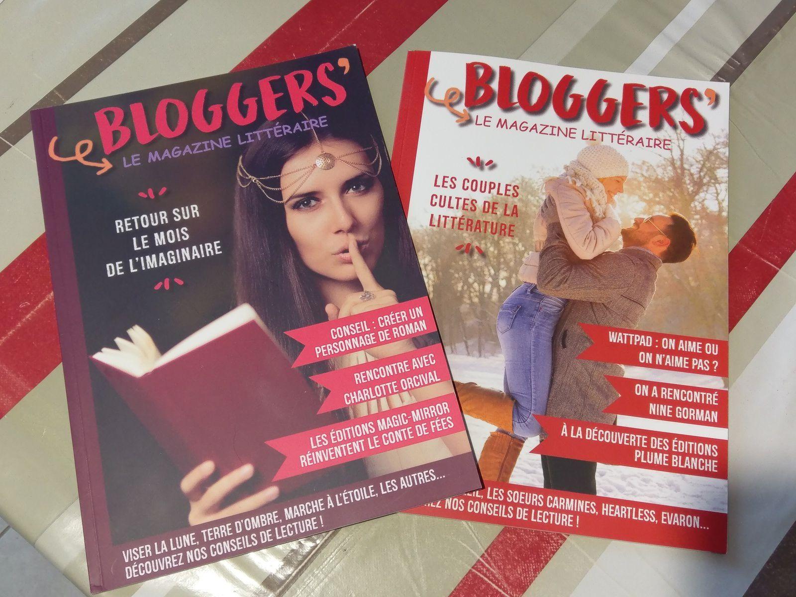 Bloggers', le magazine littéraire