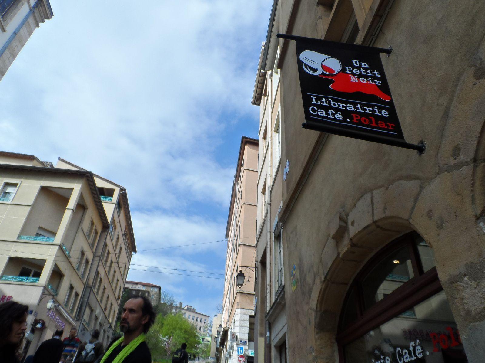 Le rendez-vous 813 à Lyon : Rencontre autour du polar portugais, avec Pierre-Michel Pranville