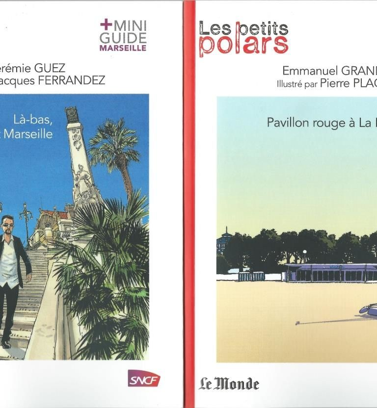Petits polars du Monde, SNCF, France Culture, c'est reparti