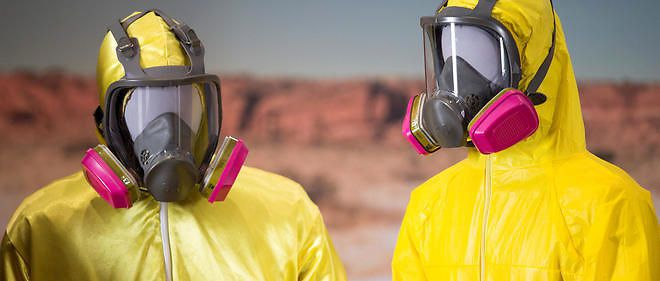 """Breaking Bad"" entre au musée"