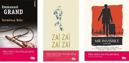 Prix polar SNCF et les lauréats sont...