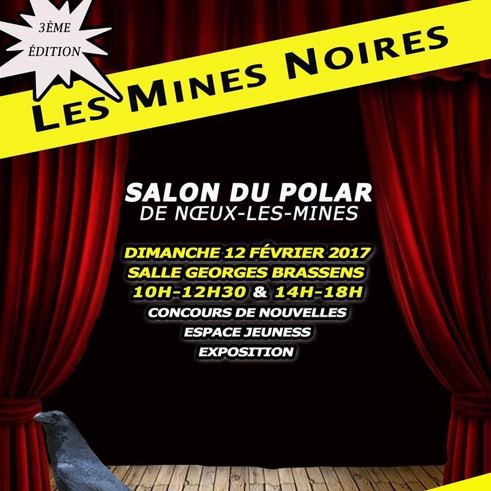11 et 12 février, deux événements polars dans le pas de Calais