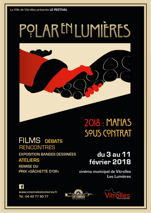 Mafia sous contrat, polar et cinéma à Vitrolles, jusqu'au 11 février