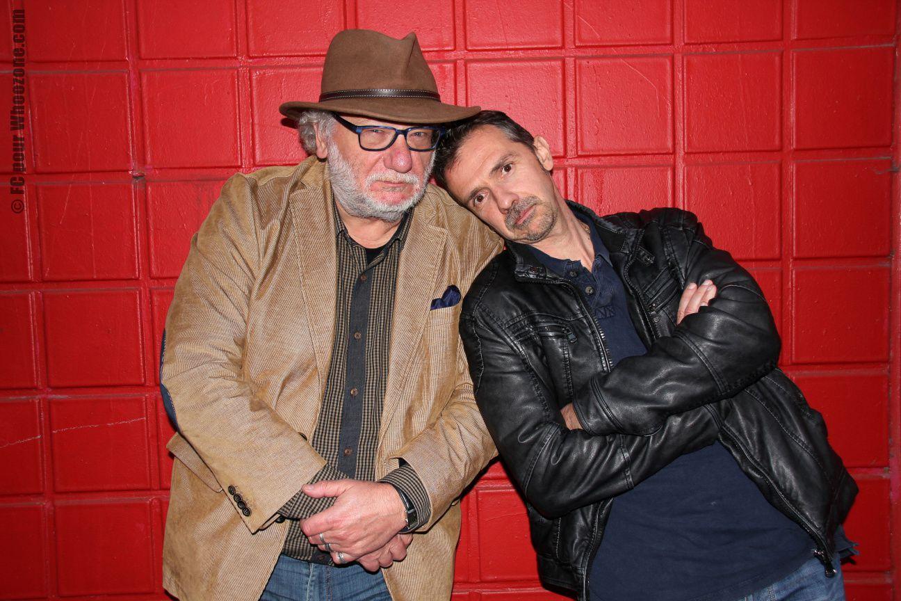 Les rencontres Polar de Jimmy avec Franck THILLIEZ
