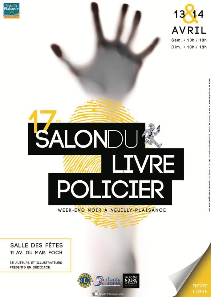 Weekend Noir à Neuilly Plaisance