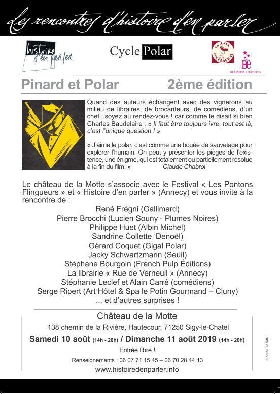 Polar et Pinard en Bourgogne