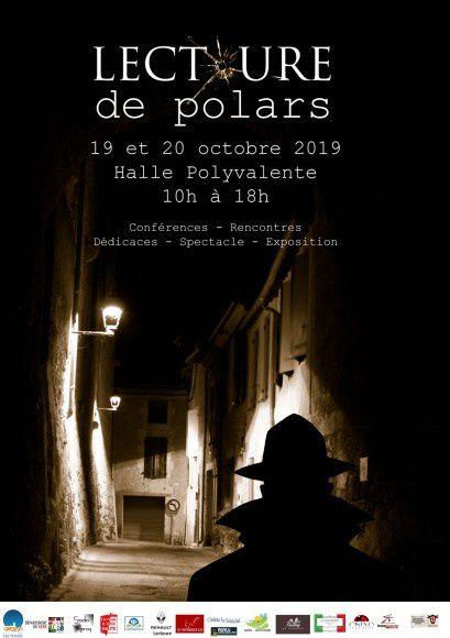 Lectoure de Polar 19 et 20 octobre à Toulouse