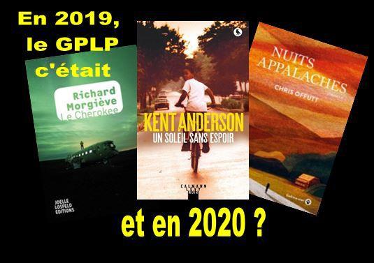 Grand Prix des Littératures Policières, les sélectionnés.