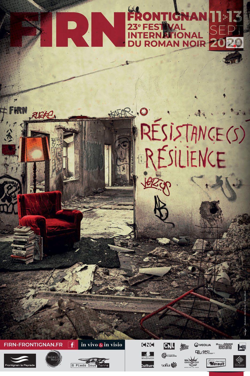 Résistance, Résilience, le 23e FIRN