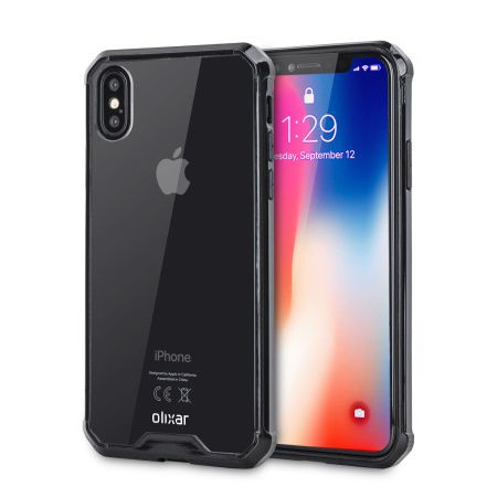 coque iphone x anti vol