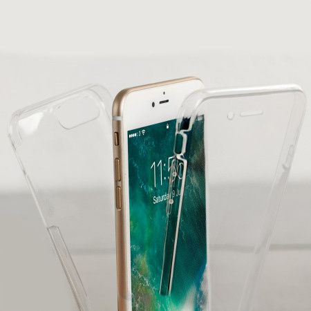 coque protection iphone 8 plus total