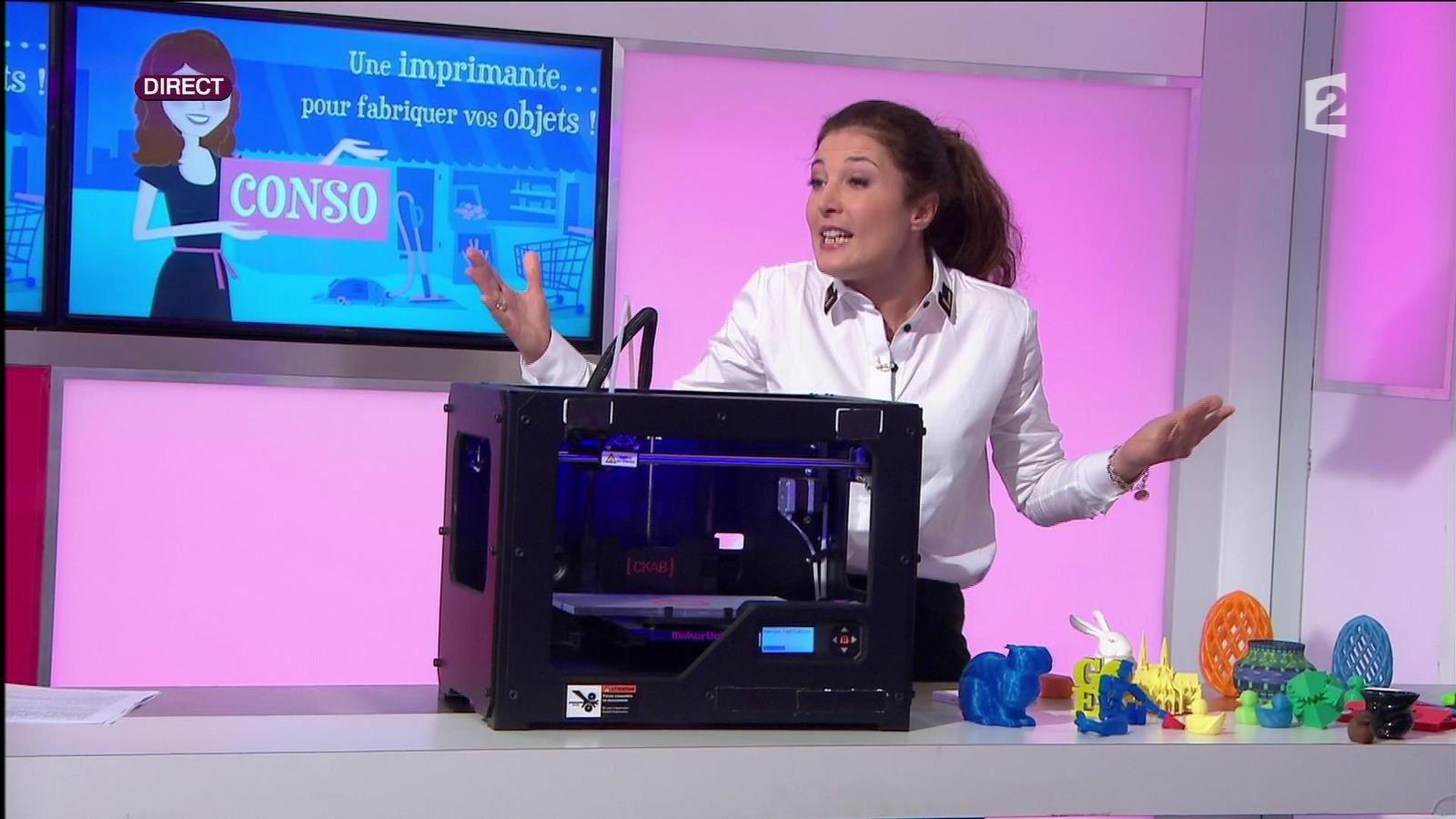 Aurélia Bloch 13-01-2014 HD