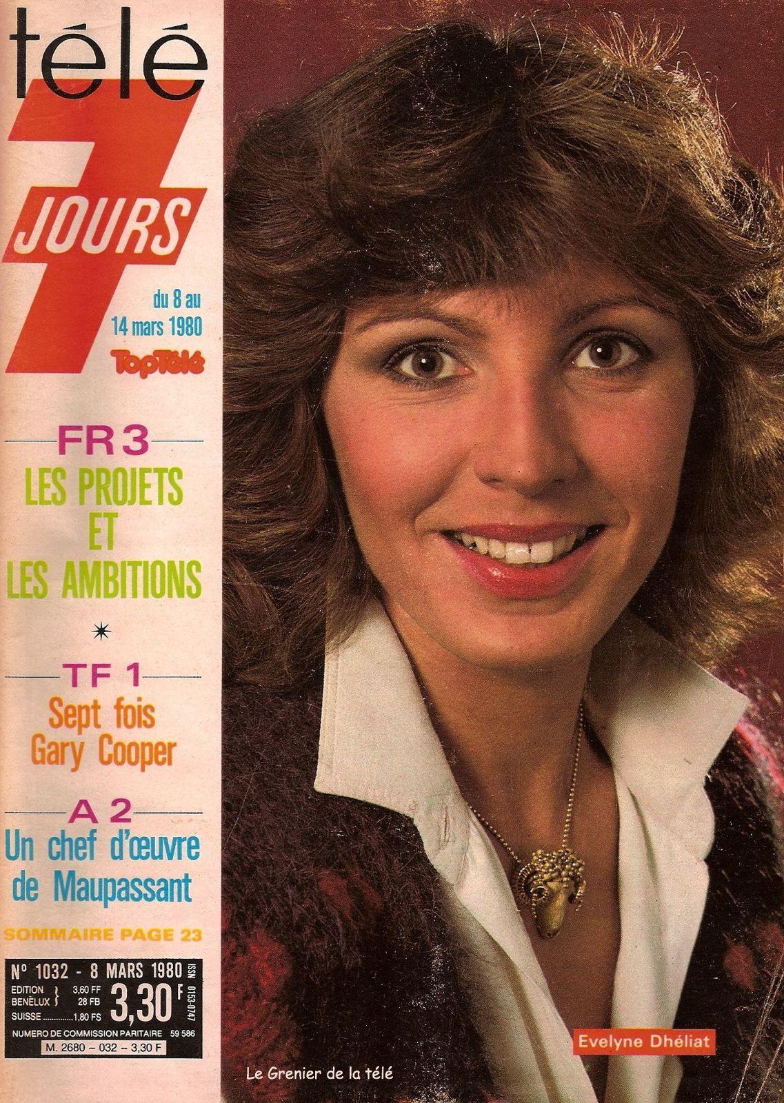 Evelyne Dhéliat sa biographie