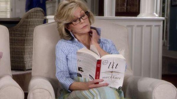 Jane Fonda - Grace & Frankie - netflix