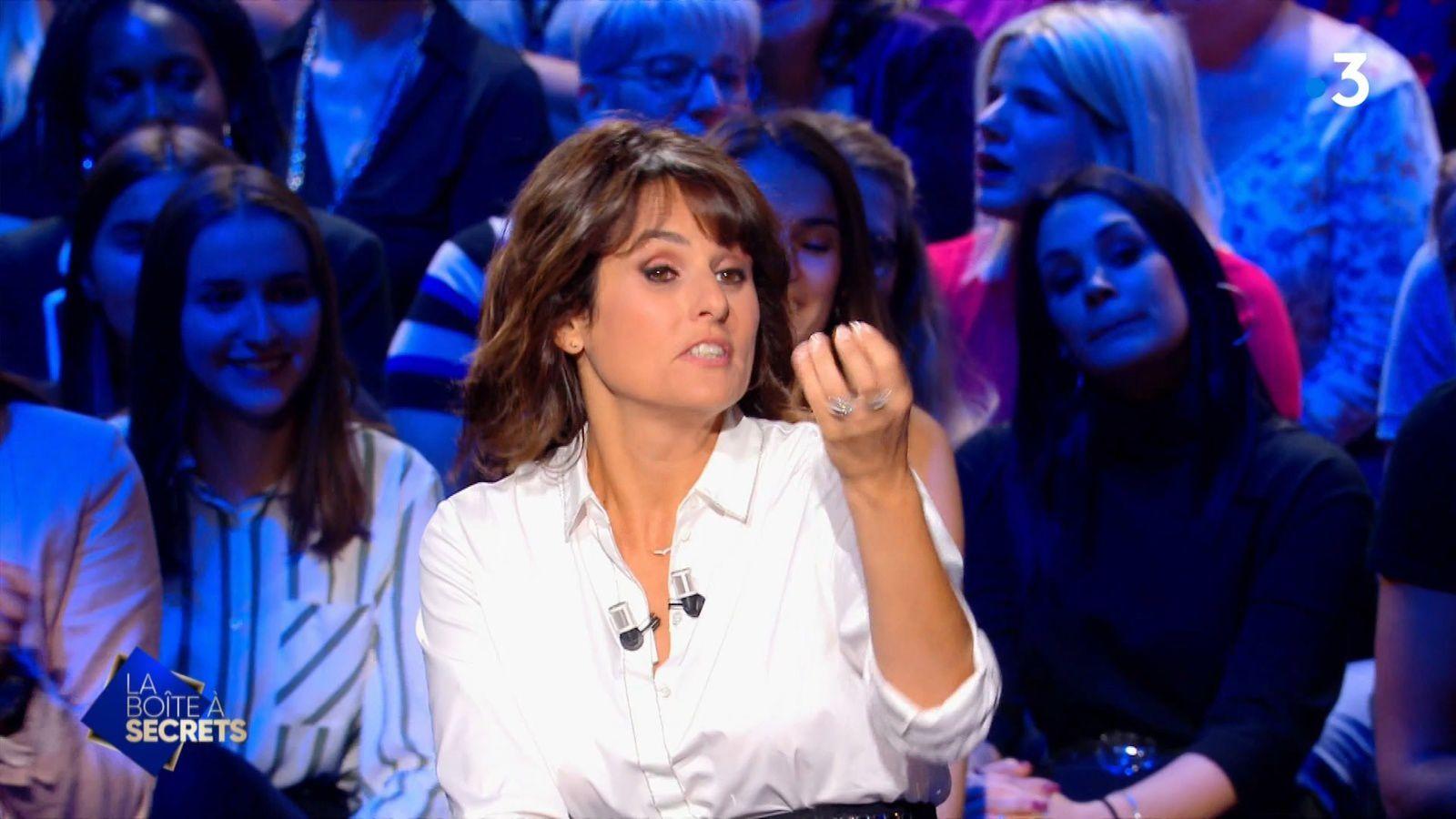 Faustine Bollaert se la joue Obélix pour son look !!!