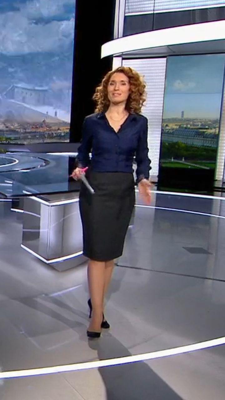 Marie-Sophie Lacarrau - 13H - 06-01-2019
