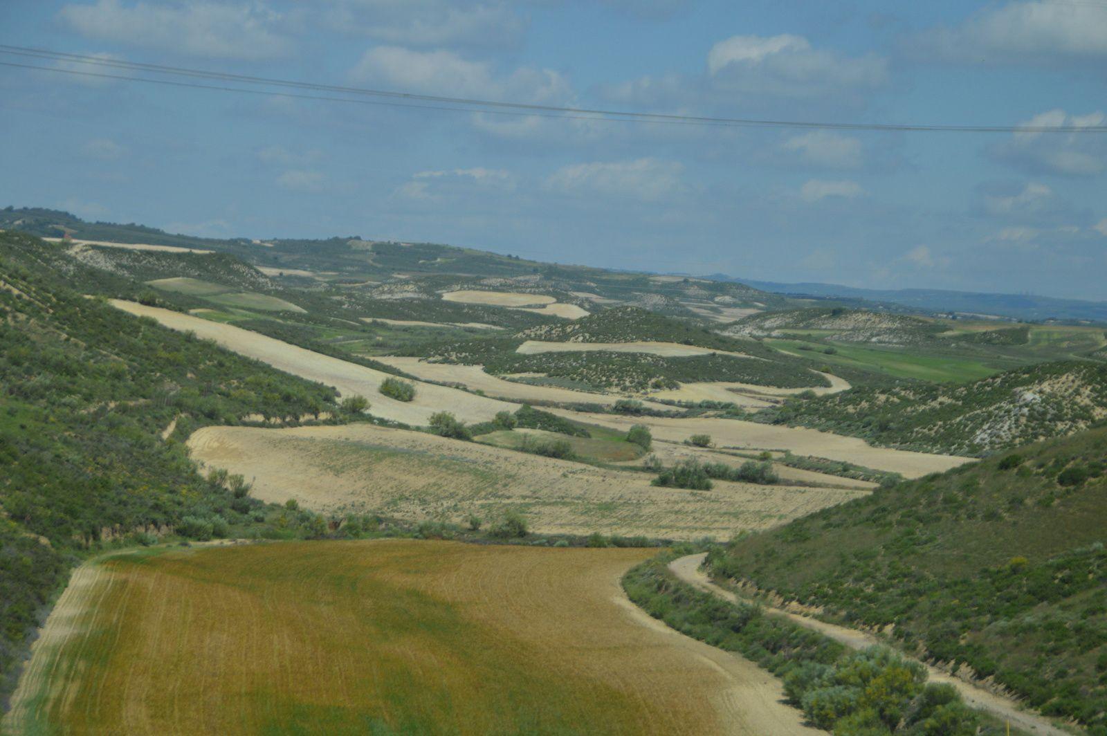 Voyage en Espagne (2) Pau - Saragosse