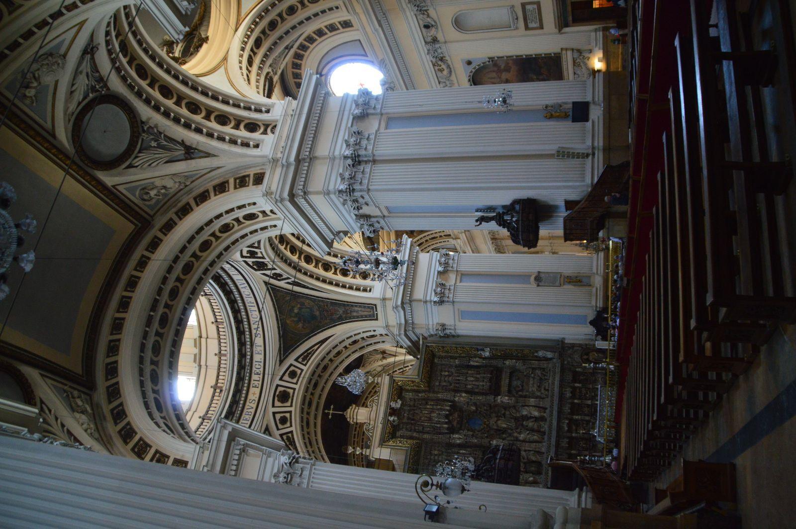 Voyage en Espagne (3) Saragosse, la basilique del Pilar