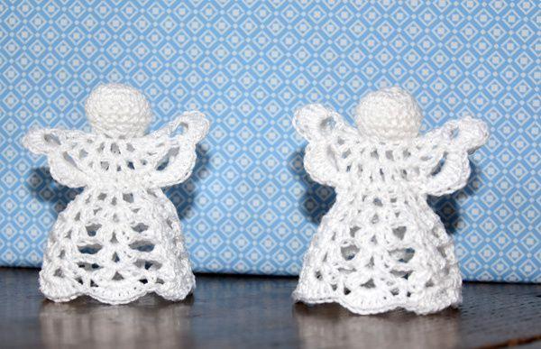Petit ange au crochet