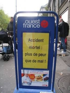 Humour routier