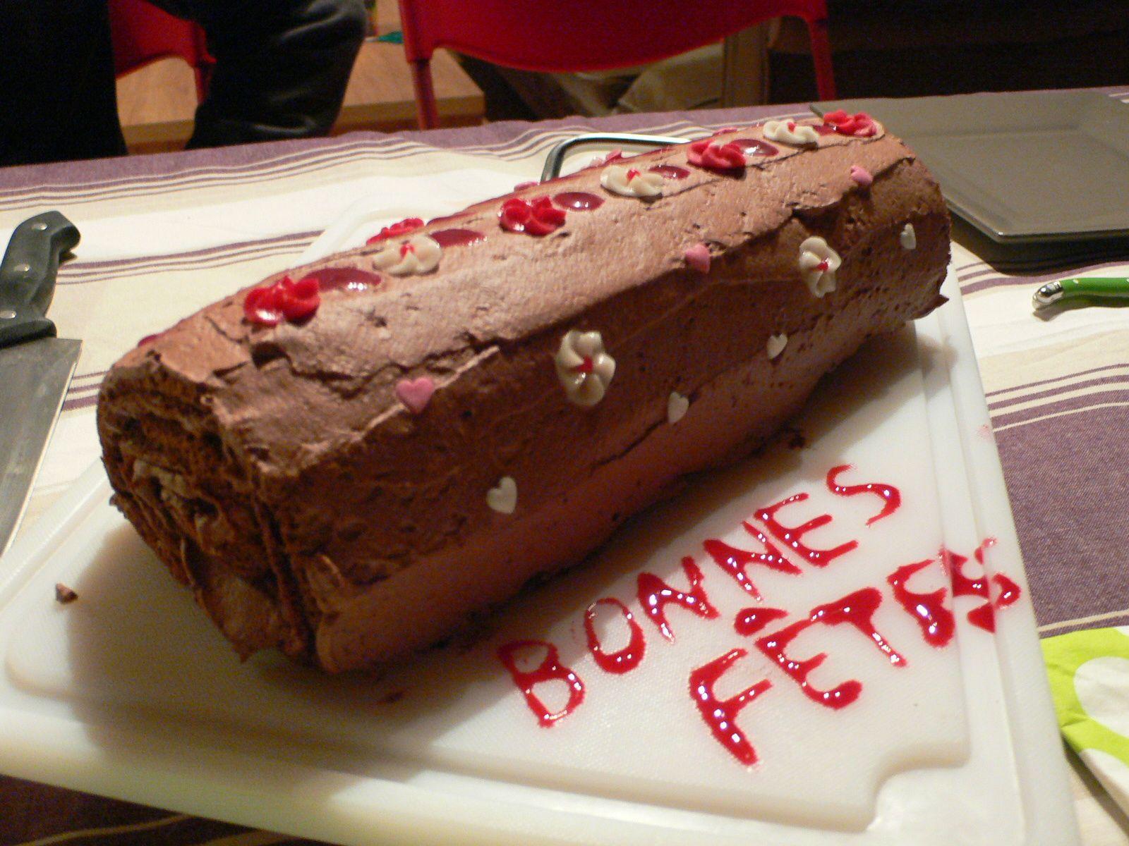 Un dessert léger de fête sans gluten apprécié par tous ?