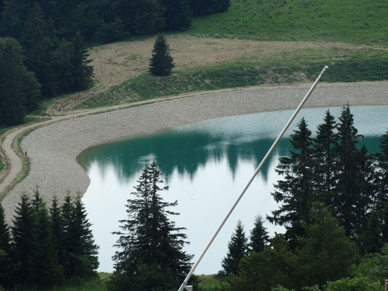 Séjour à Pontarlier dans le Doubs