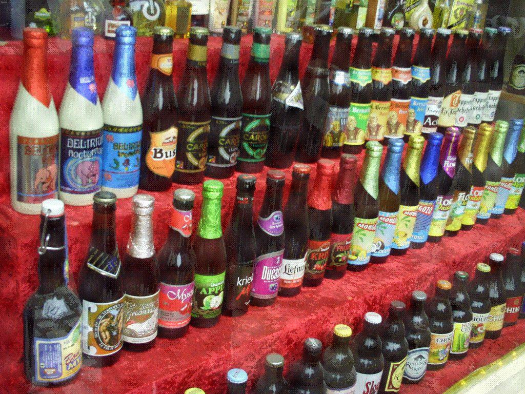 Beer, bière etc.. de toutes les sortes
