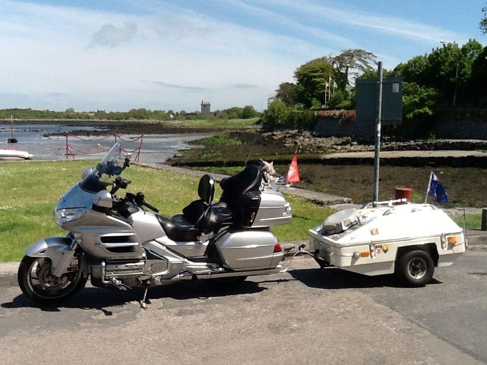 Goldwing - Dublin, le Connemara et le Sud Irlande en moto 8/10