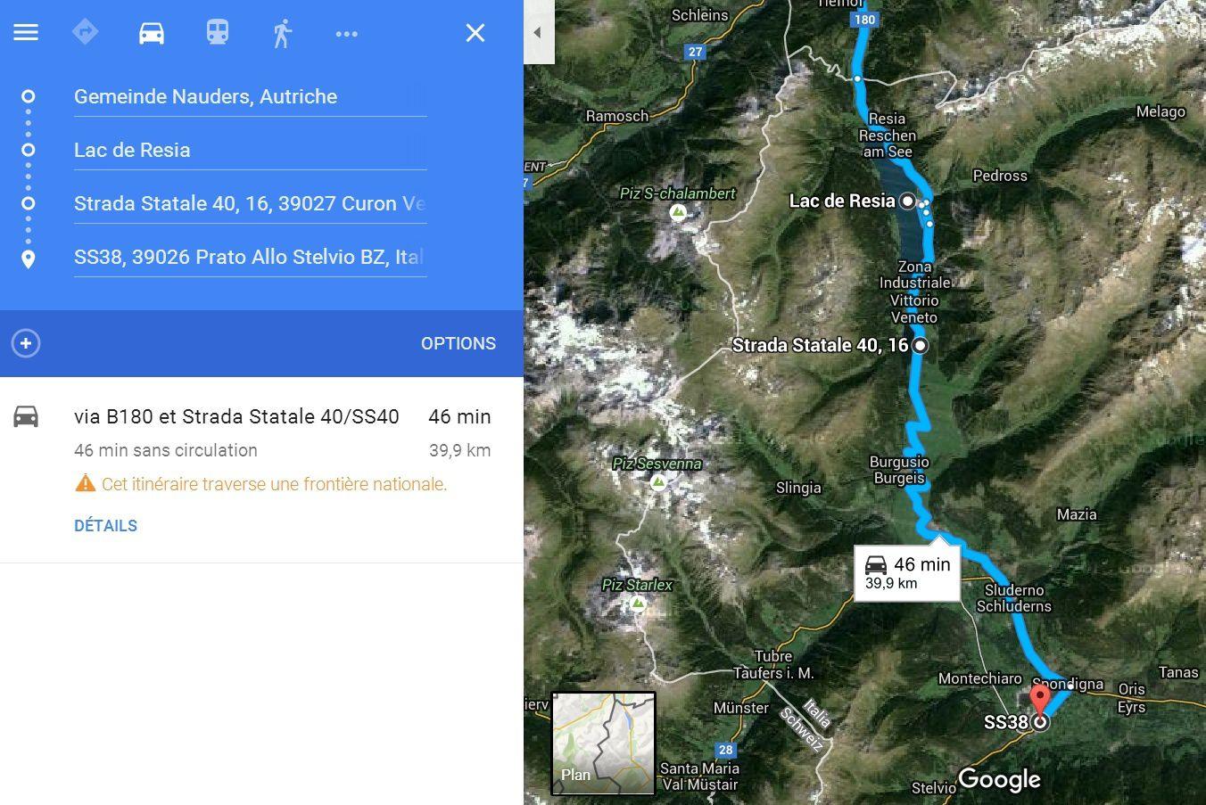 Goldwing - voyage au Tyrol en gold 1800 et varadero 125 2/6