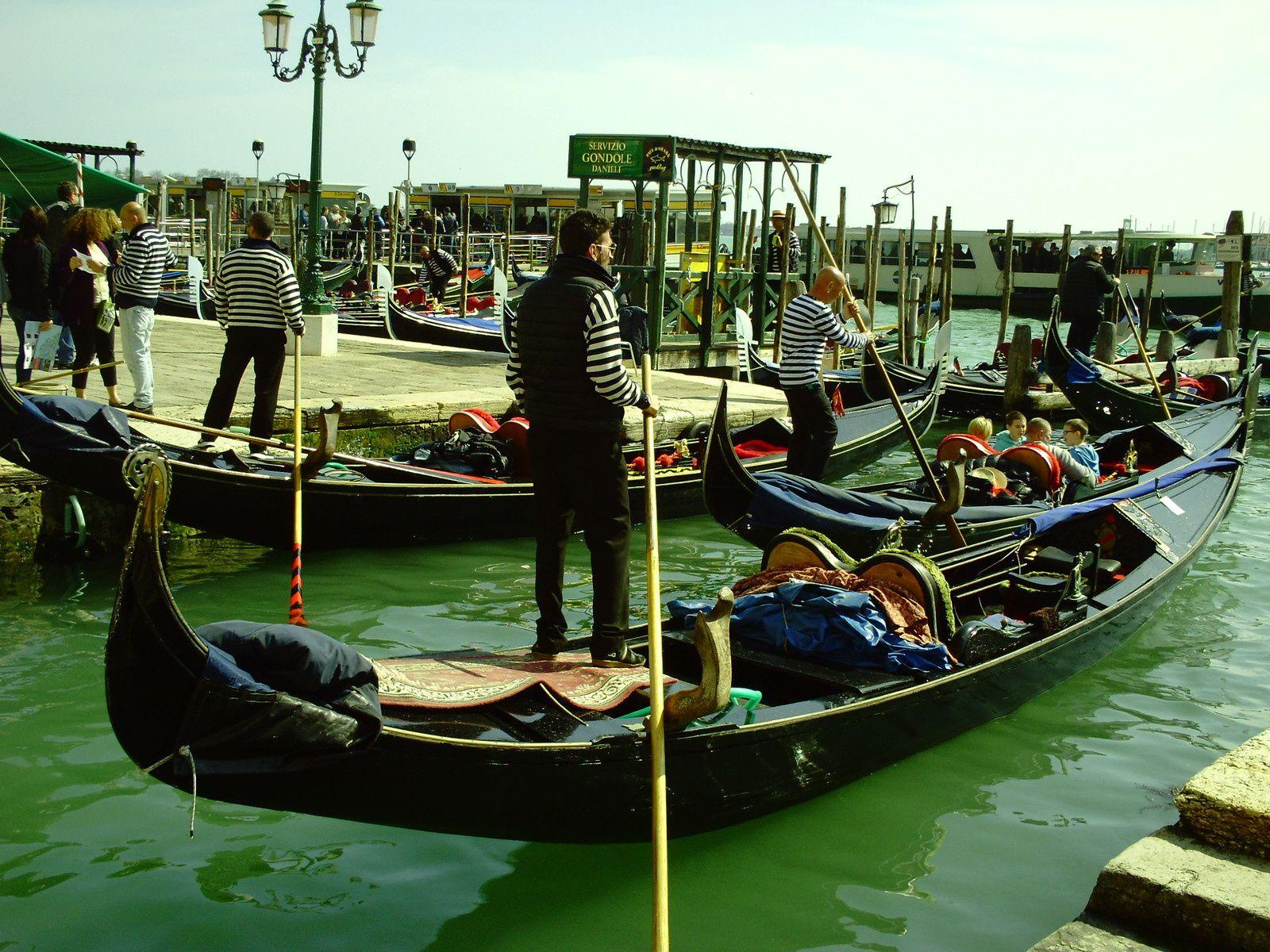 Goldwing - Voyage de 4 jours à Venise à moto 03/2016 - 2ème jour 1/2