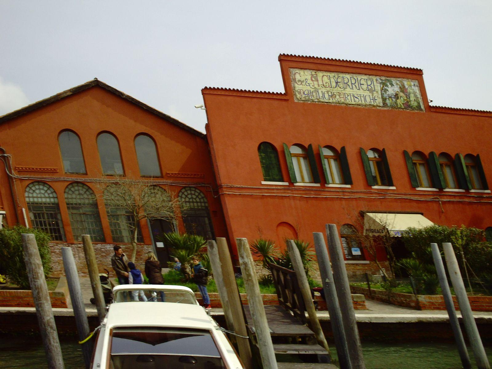 Goldwing - Voyage de 4 jours à Venise, Burano et Murano 3ème jour 1/2