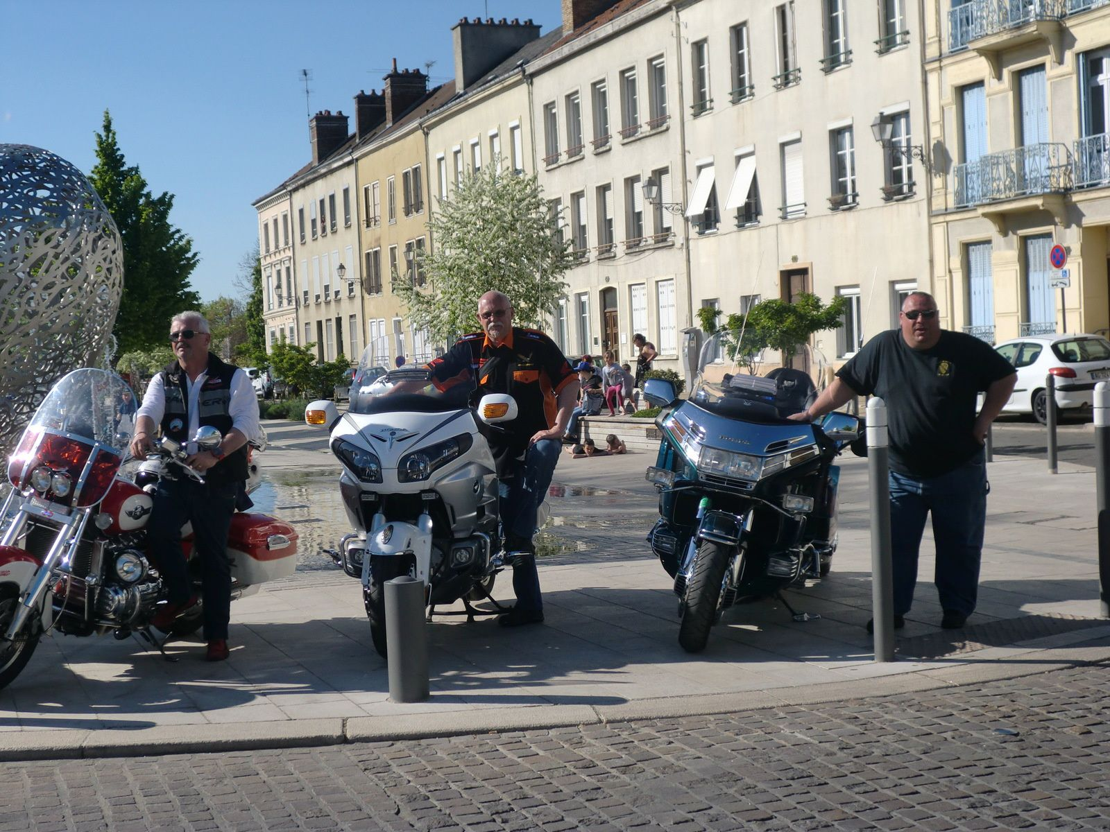 Goldwing - Week-end de 4 jours en Champagne en moto 2/4