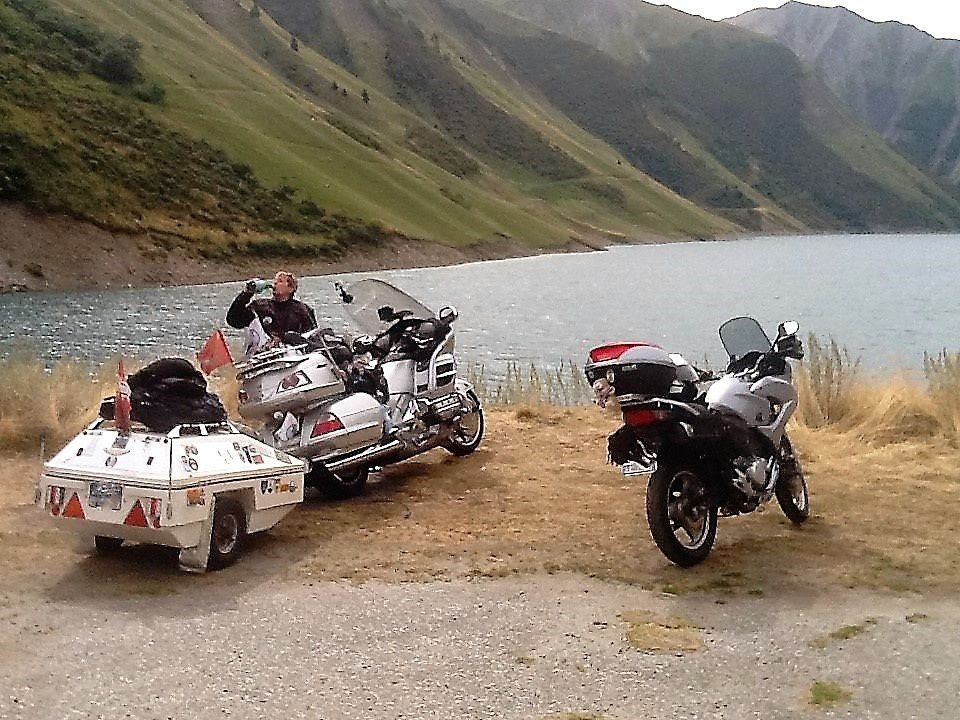 Goldwing - Notre voyage dans les Hautes-Alpes en Goldwing 1800 et Varadero 125 - 2ème jour 2/3