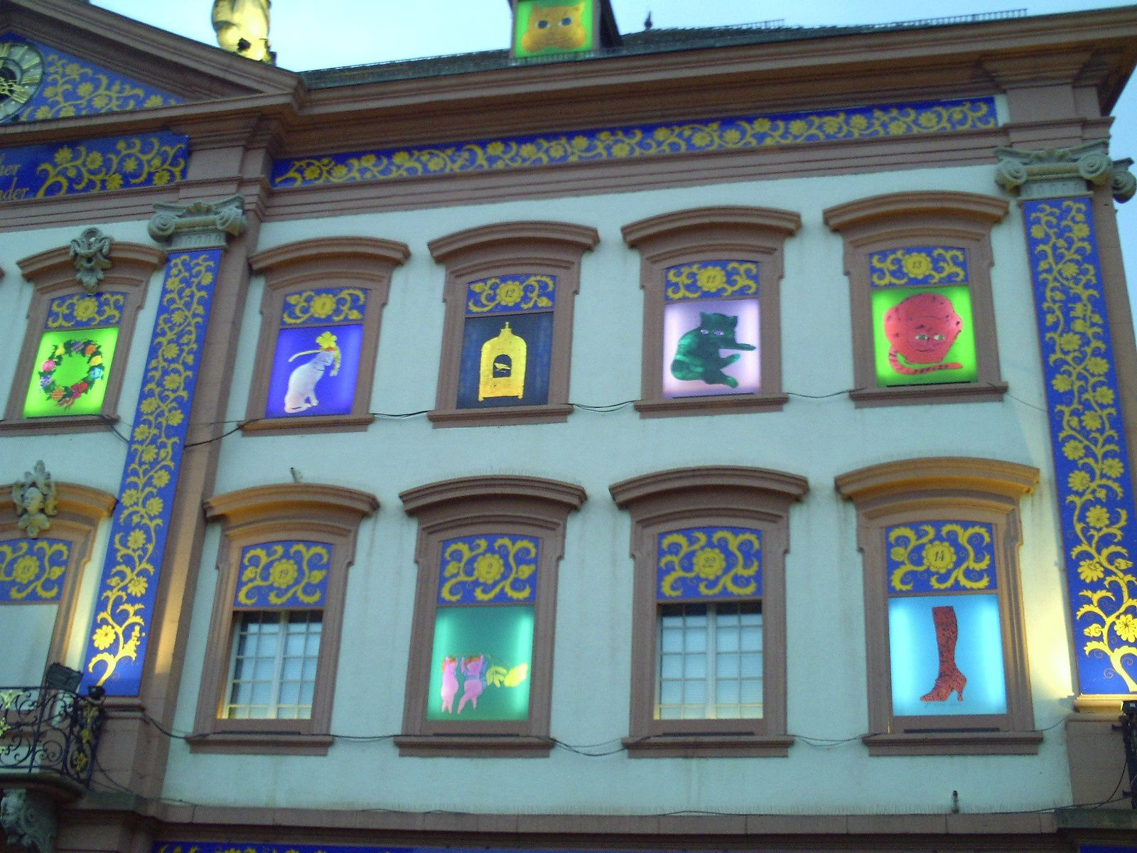 Goldwing - Notre premier Noël goldwing du Unsersbande 2016