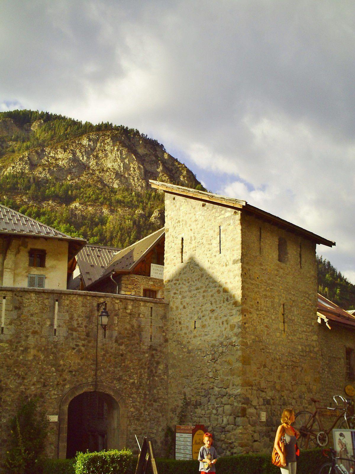 Goldwing - Notre voyage dans les Hautes-Alpes en Goldwing 1800 et Varadero 125 - 6ème jour
