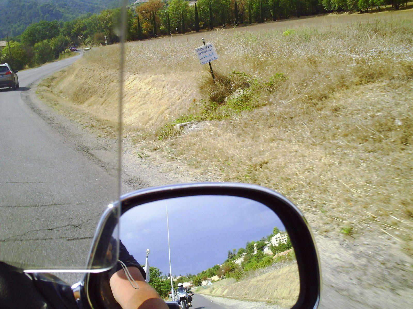 Goldwing - Notre voyage dans les Hautes-Alpes en Goldwing 1800 et Varadero 125 - 8ème jour