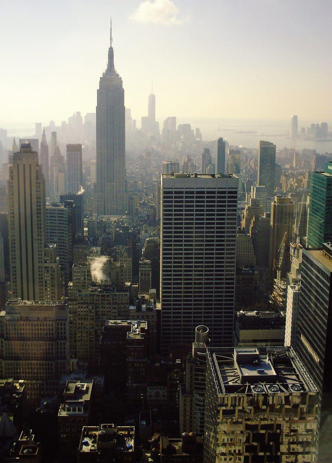 Goldwing Unsersbande  - notre découverte de New york en 4 nuits - 3ème jour