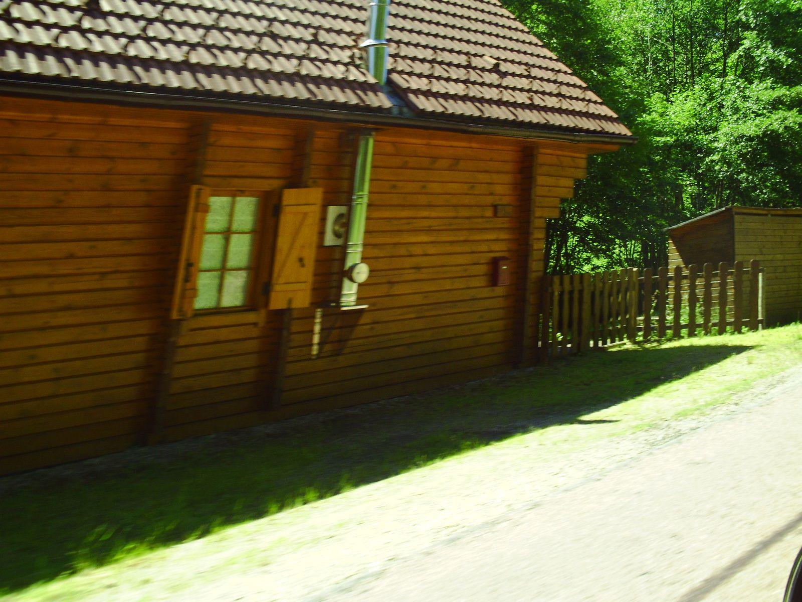 Goldwing Unsersbande - Ballade avec la bénédiction sur Marlenheim
