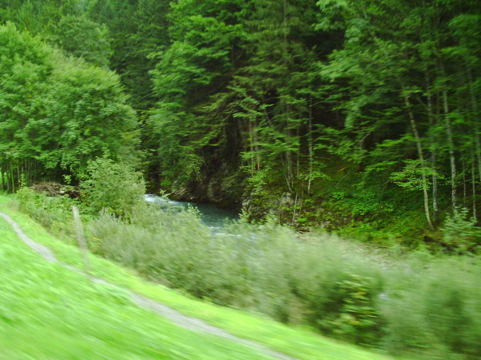 Goldwing Unsersbande - l'Autriche du côté de Nauders, le Stelvio et Livigno 1/4